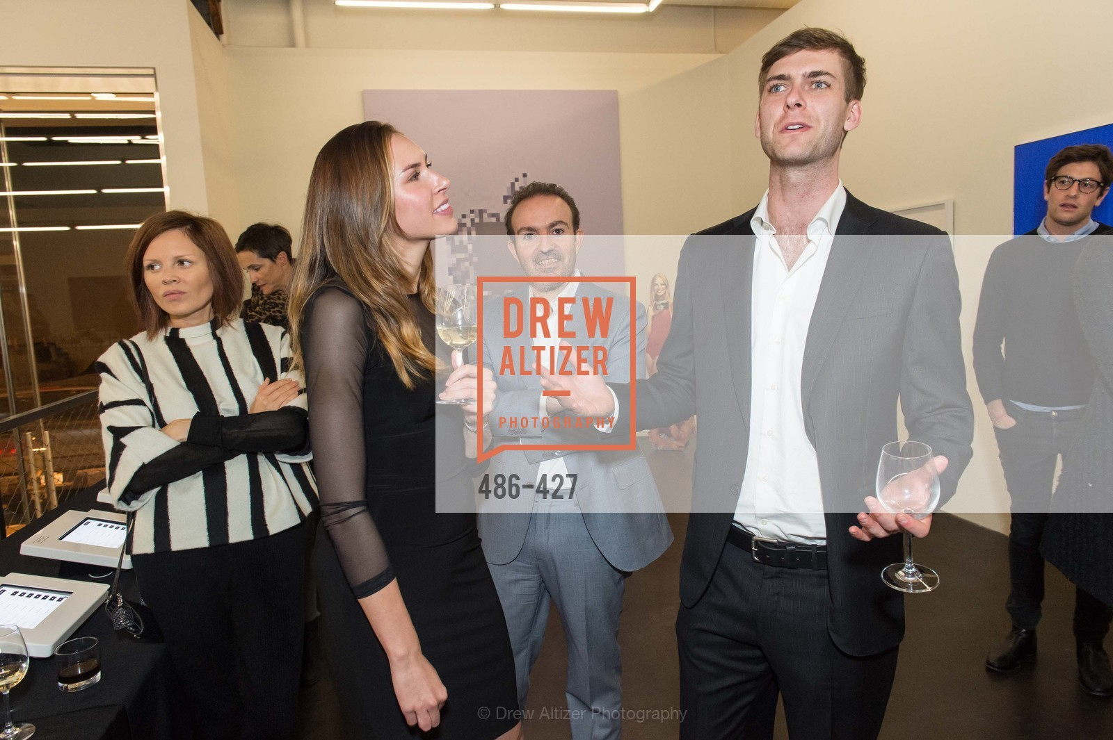 Felicity Conrad, Sebastian Cwilich, Carter Cleveland, Artsy and Sotheby's Dinner at Fused, Fused, October 29th, 2015,Drew Altizer, Drew Altizer Photography, full-service agency, private events, San Francisco photographer, photographer california