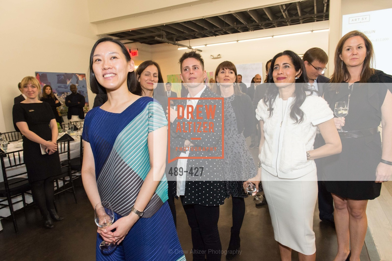 Christine Kuan, Jessica Silverman, Aileen Agopian, Sarah Shepard, Artsy and Sotheby's Dinner at Fused, Fused, October 29th, 2015,Drew Altizer, Drew Altizer Photography, full-service agency, private events, San Francisco photographer, photographer california