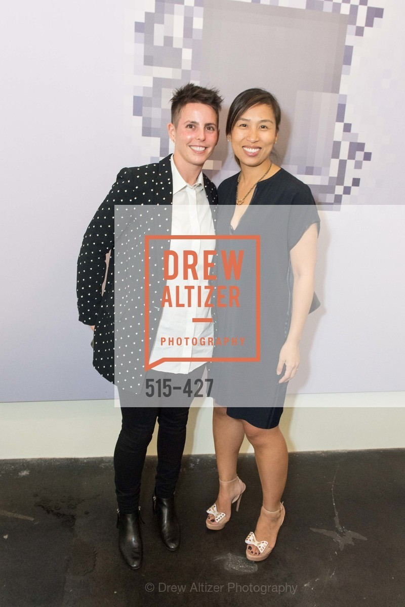 Jessica Silverman, Brigette Lau, Artsy and Sotheby's Dinner at Fused, Fused, October 29th, 2015,Drew Altizer, Drew Altizer Photography, full-service agency, private events, San Francisco photographer, photographer california