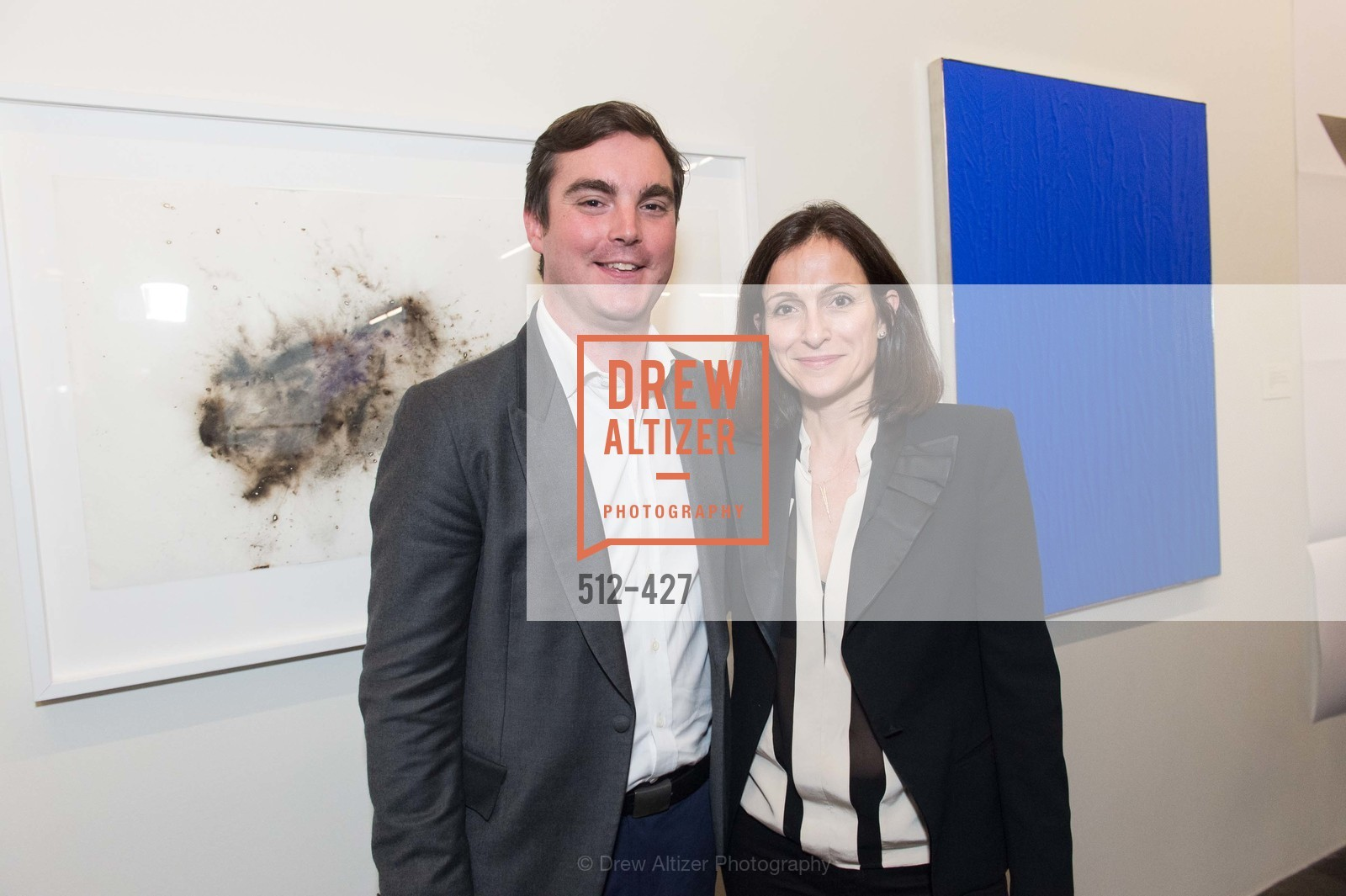 Charles Moffett, Sarah Thornton, Artsy and Sotheby's Dinner at Fused, Fused, October 29th, 2015,Drew Altizer, Drew Altizer Photography, full-service agency, private events, San Francisco photographer, photographer california