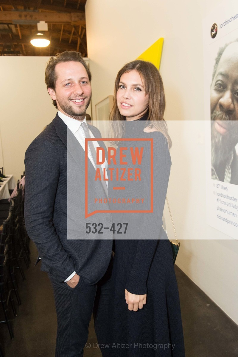 Derek Blasberg, Dasha Zhukova, Artsy and Sotheby's Dinner at Fused, Fused, October 29th, 2015,Drew Altizer, Drew Altizer Photography, full-service agency, private events, San Francisco photographer, photographer california