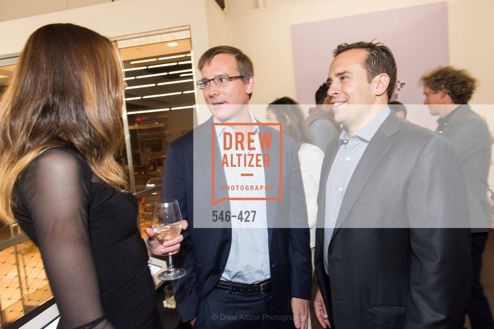 John Macmahon, Matt Danzeisen, Artsy and Sotheby's Dinner at Fused, Fused, October 29th, 2015,Drew Altizer, Drew Altizer Photography, full-service agency, private events, San Francisco photographer, photographer california