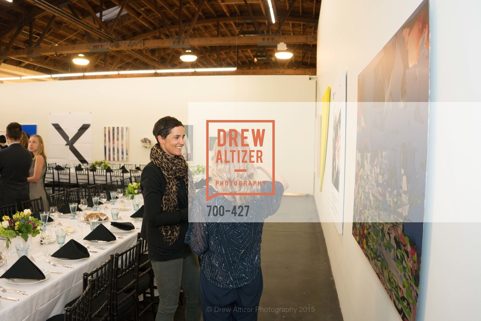 Andrea Williams, Courtney Kremers, Artsy and Sotheby's Dinner at Fused, Fused, October 29th, 2015,Drew Altizer, Drew Altizer Photography, full-service agency, private events, San Francisco photographer, photographer california