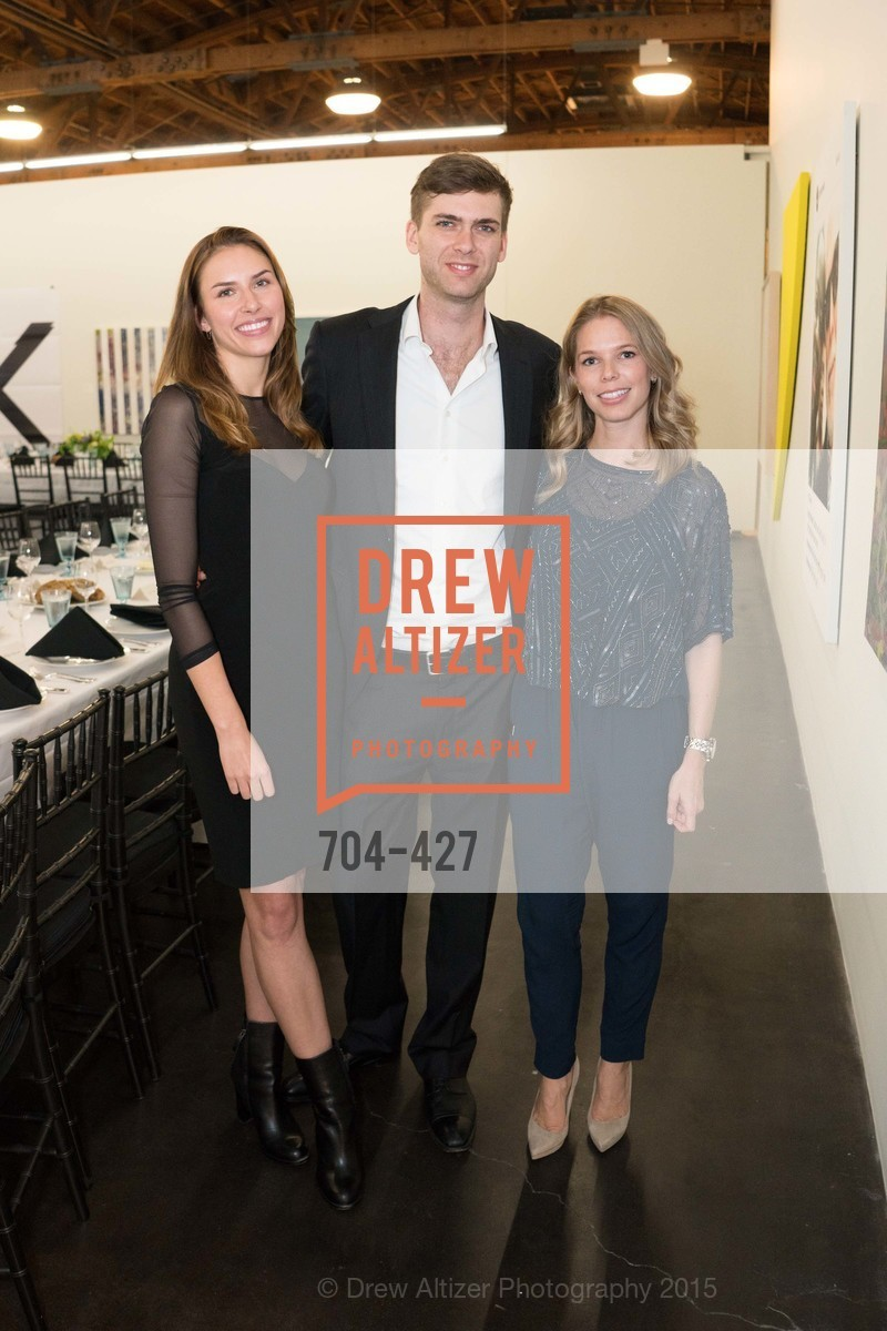 Felicity Conrad, Carter Cleveland, Courtney Kremers, Artsy and Sotheby's Dinner at Fused, Fused, October 29th, 2015,Drew Altizer, Drew Altizer Photography, full-service agency, private events, San Francisco photographer, photographer california
