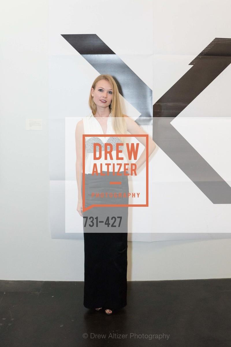 Elena Soboleva, Artsy and Sotheby's Dinner at Fused, Fused, October 29th, 2015
