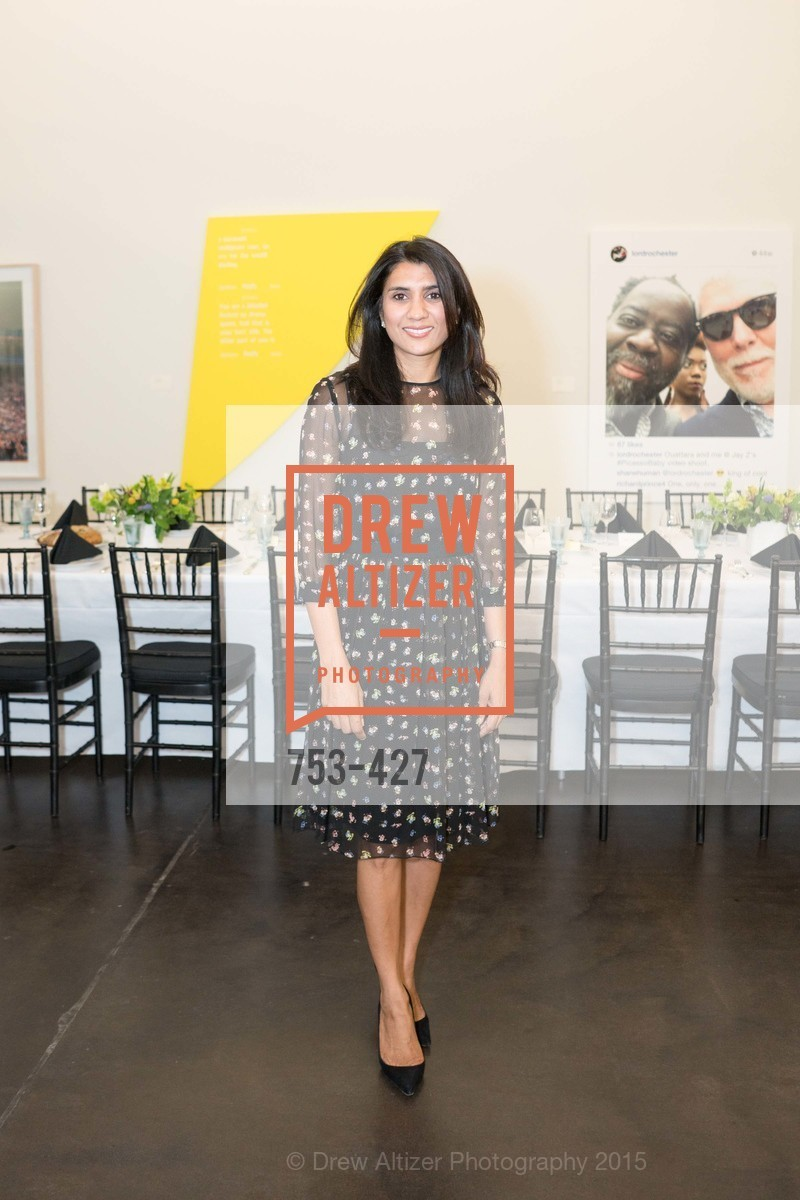 Alka Agrawal, Artsy and Sotheby's Dinner at Fused, Fused, October 29th, 2015,Drew Altizer, Drew Altizer Photography, full-service event agency, private events, San Francisco photographer, photographer California