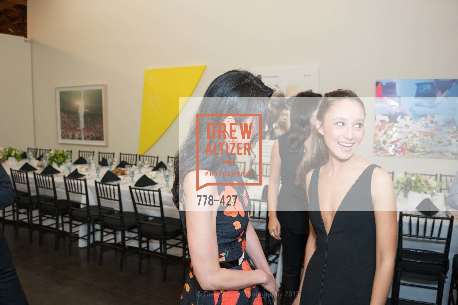 Wendi Murdoch, Gabi Holzwarth, Artsy and Sotheby's Dinner at Fused, Fused, October 29th, 2015,Drew Altizer, Drew Altizer Photography, full-service agency, private events, San Francisco photographer, photographer california