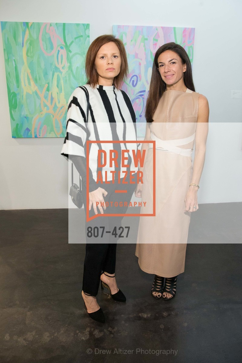 Svetlana Kuzmicheva-Uspenskaya, Sabrina Buell, Artsy and Sotheby's Dinner at Fused, Fused, October 29th, 2015,Drew Altizer, Drew Altizer Photography, full-service agency, private events, San Francisco photographer, photographer california