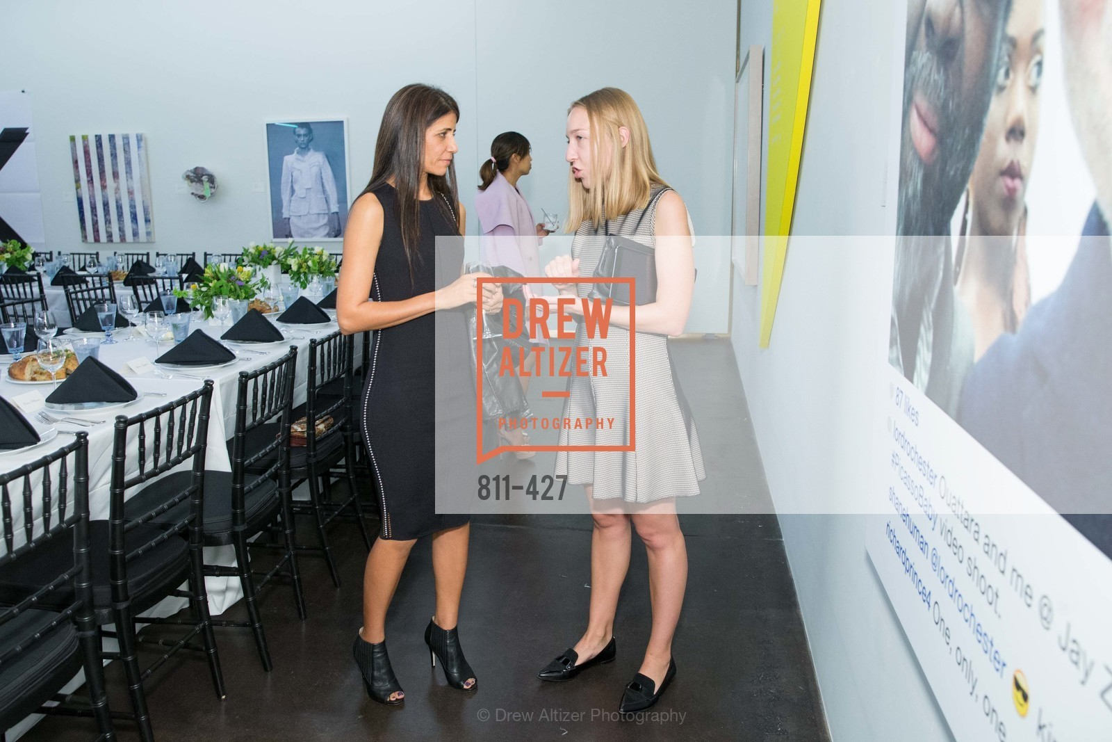 Anjali Pichai, Stas Johnson, Artsy and Sotheby's Dinner at Fused, Fused, October 29th, 2015,Drew Altizer, Drew Altizer Photography, full-service event agency, private events, San Francisco photographer, photographer California