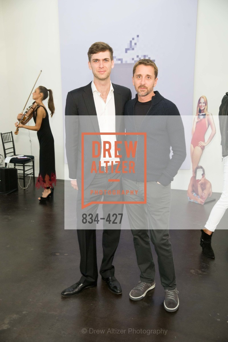 Carter Cleveland, Sky Dayton, Artsy and Sotheby's Dinner at Fused, Fused, October 29th, 2015,Drew Altizer, Drew Altizer Photography, full-service agency, private events, San Francisco photographer, photographer california