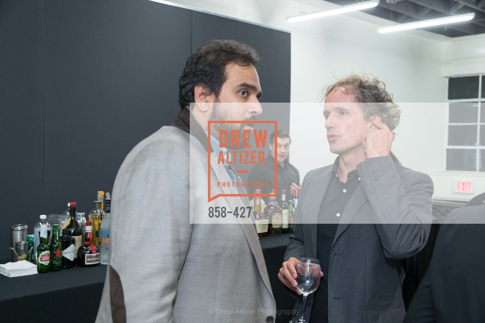 Hosain Rahman, Yves Behar, Artsy and Sotheby's Dinner at Fused, Fused, October 29th, 2015,Drew Altizer, Drew Altizer Photography, full-service event agency, private events, San Francisco photographer, photographer California