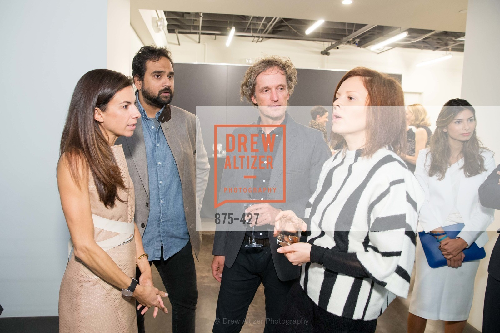 Sabrina Buell, Hosain Rahman, Yves Behar, Svetlana Kuzmicheva-Uspenskaya, Artsy and Sotheby's Dinner at Fused, Fused, October 29th, 2015,Drew Altizer, Drew Altizer Photography, full-service agency, private events, San Francisco photographer, photographer california