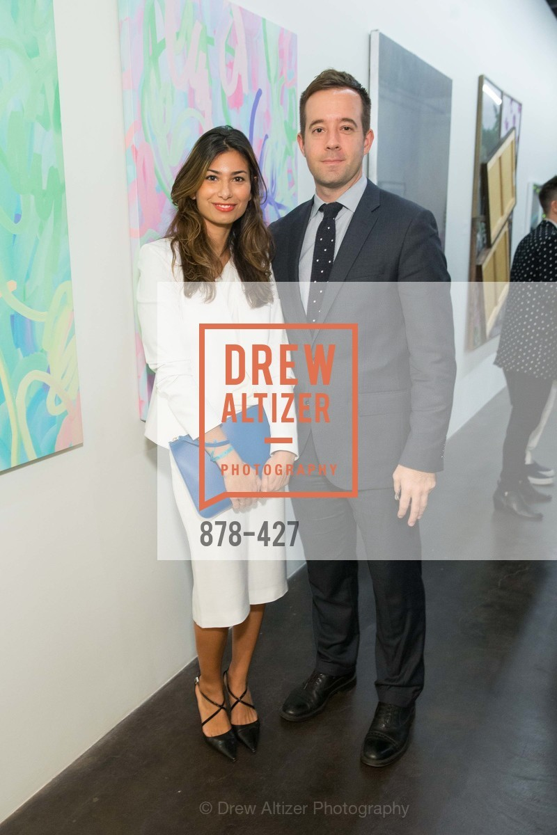 Tanya Cavallo, Graham Newhall, Artsy and Sotheby's Dinner at Fused, Fused, October 29th, 2015,Drew Altizer, Drew Altizer Photography, full-service agency, private events, San Francisco photographer, photographer california