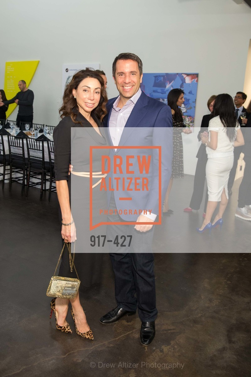Gina Peterson, Stuart Peterson, Artsy and Sotheby's Dinner at Fused, Fused, October 29th, 2015,Drew Altizer, Drew Altizer Photography, full-service event agency, private events, San Francisco photographer, photographer California