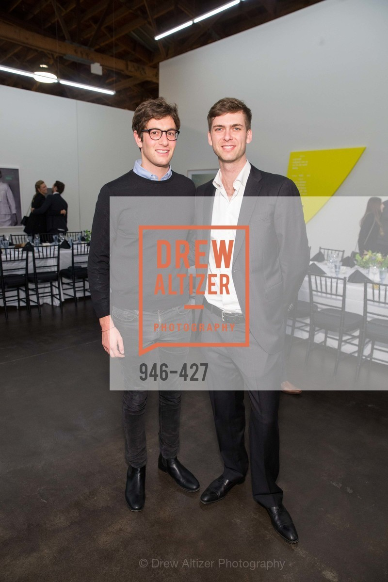 Joshua Kushner, Carter Cleveland, Artsy and Sotheby's Dinner at Fused, Fused, October 29th, 2015,Drew Altizer, Drew Altizer Photography, full-service agency, private events, San Francisco photographer, photographer california