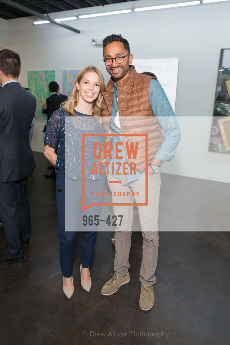 Courtney Kremers, Chamath Talihapitiy, Artsy and Sotheby's Dinner at Fused, Fused, October 29th, 2015,Drew Altizer, Drew Altizer Photography, full-service agency, private events, San Francisco photographer, photographer california