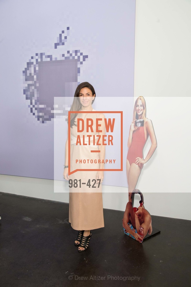 Sabriana Buell, Artsy and Sotheby's Dinner at Fused, Fused, October 29th, 2015