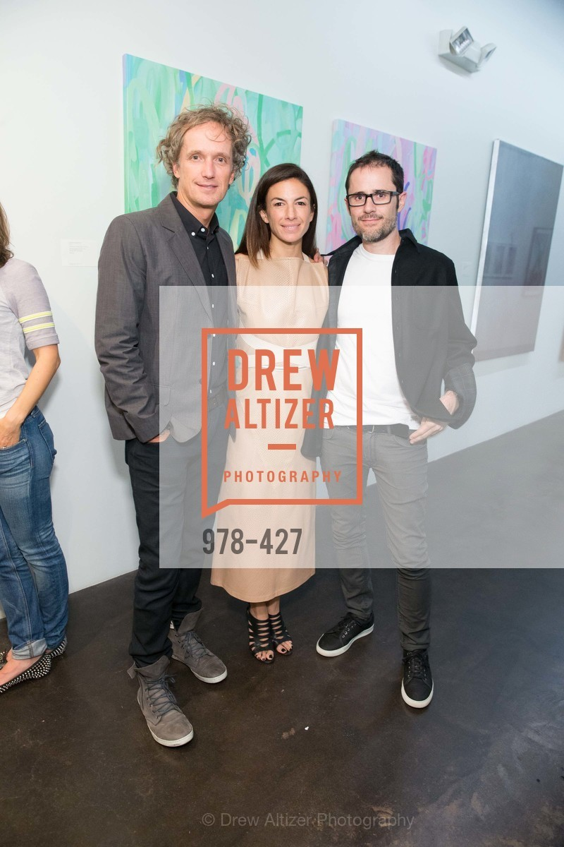 Yves Behar, Sabrina Buell, Evan Williams, Artsy and Sotheby's Dinner at Fused, Fused, October 29th, 2015,Drew Altizer, Drew Altizer Photography, full-service agency, private events, San Francisco photographer, photographer california