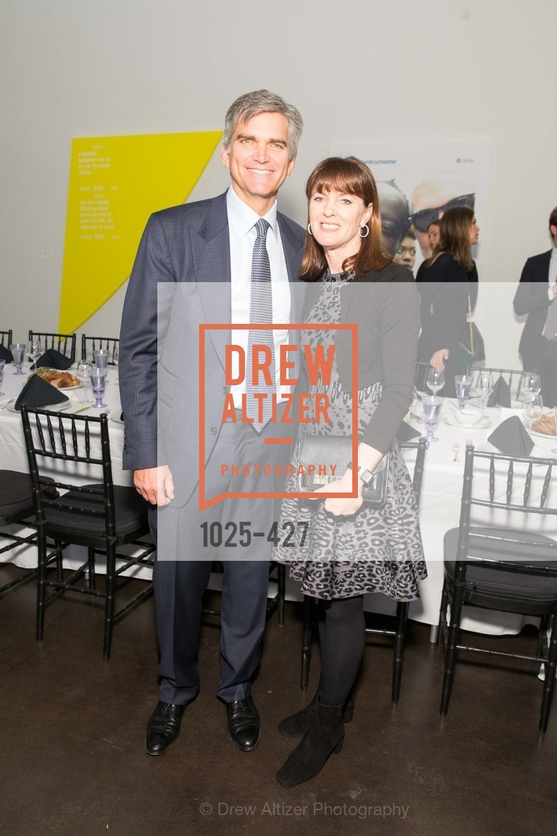 Tad Smith, Allison Speer, Artsy and Sotheby's Dinner at Fused, Fused, October 29th, 2015,Drew Altizer, Drew Altizer Photography, full-service agency, private events, San Francisco photographer, photographer california