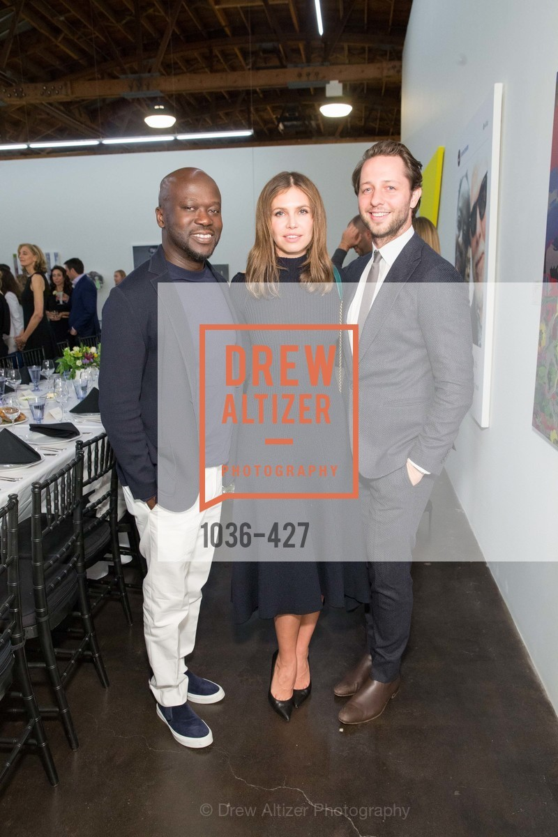David Adjaye, Dasha Zhukova, Derek Blasberg, Artsy and Sotheby's Dinner at Fused, Fused, October 29th, 2015,Drew Altizer, Drew Altizer Photography, full-service agency, private events, San Francisco photographer, photographer california