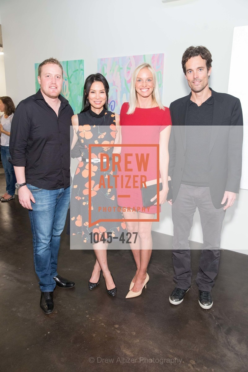 McLain Southworth, Wendi Murdoch, Lucy Page, Phillip Schindler, Artsy and Sotheby's Dinner at Fused, Fused, October 29th, 2015,Drew Altizer, Drew Altizer Photography, full-service agency, private events, San Francisco photographer, photographer california