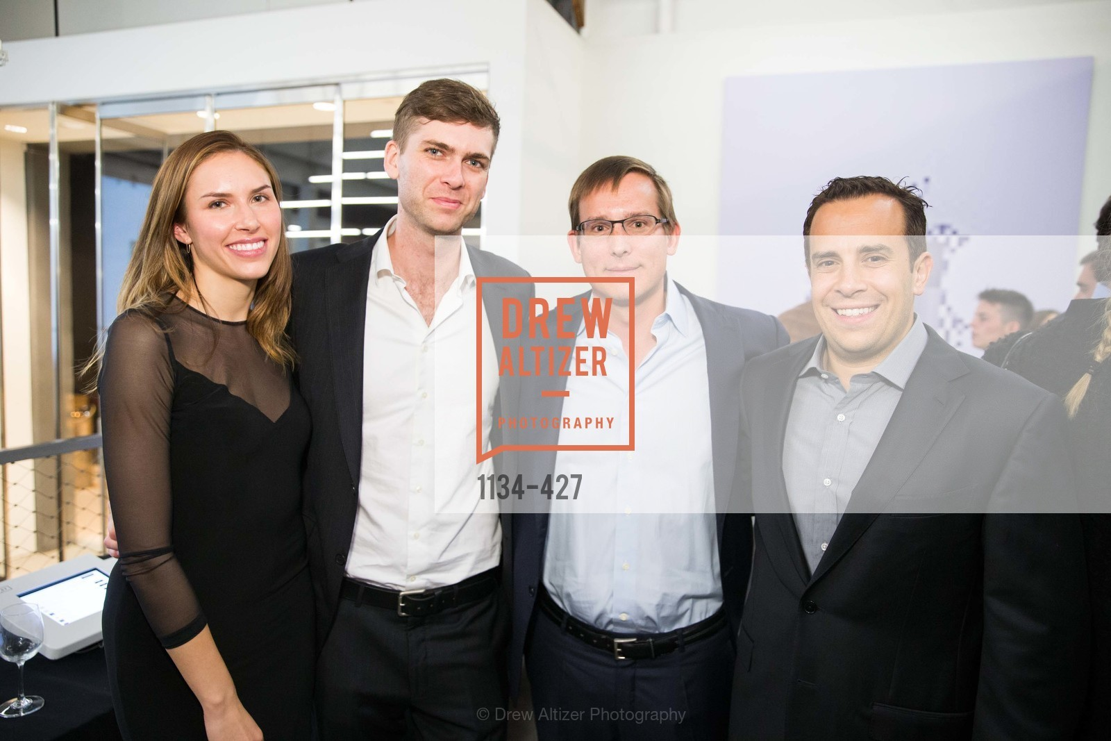 Felicity Conrad, Carter Cleveland, John Macmahon, Matt Danzeisen, Artsy and Sotheby's Dinner at Fused, Fused, October 29th, 2015,Drew Altizer, Drew Altizer Photography, full-service agency, private events, San Francisco photographer, photographer california