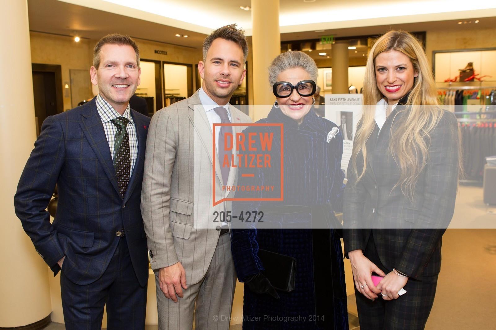 Eric Petsinger, Bryan Vincent, Joy Venturini Bianchi, Sarrah Candee, Photo #205-4272
