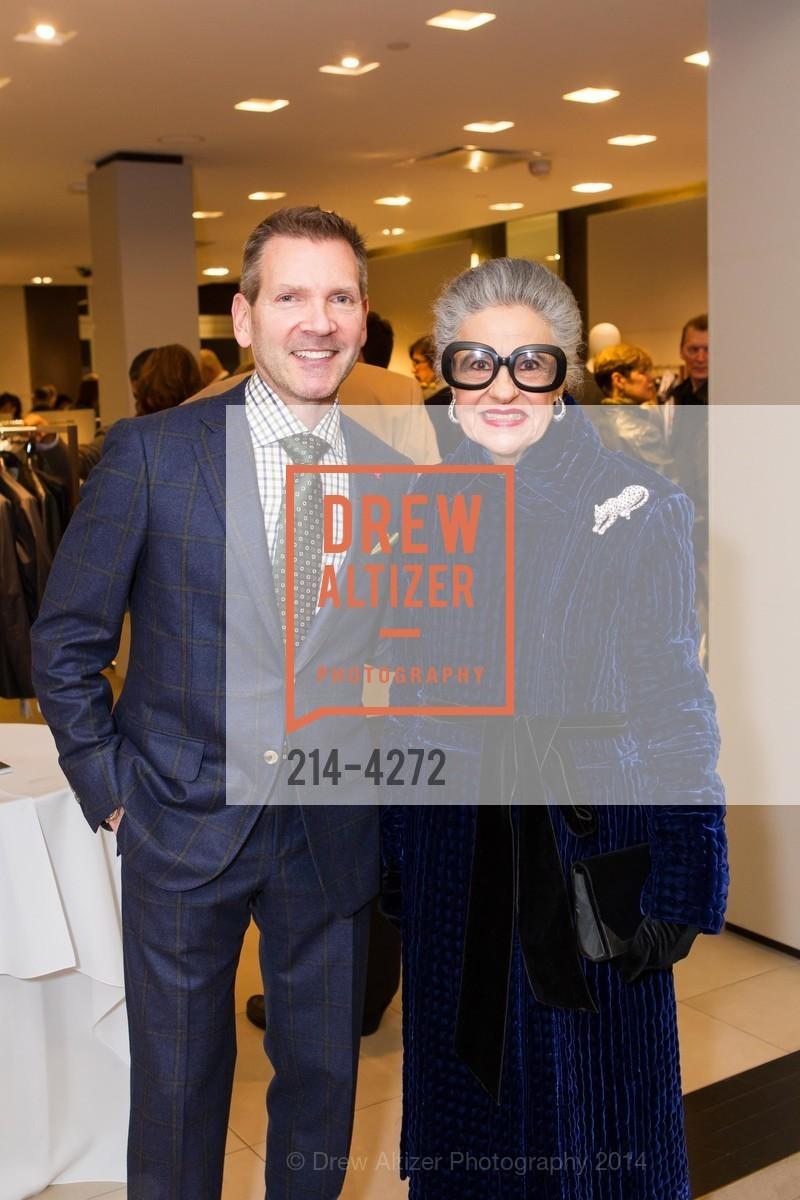 Eric Petsinger, Joy Venturini Bianchi, Photo #214-4272