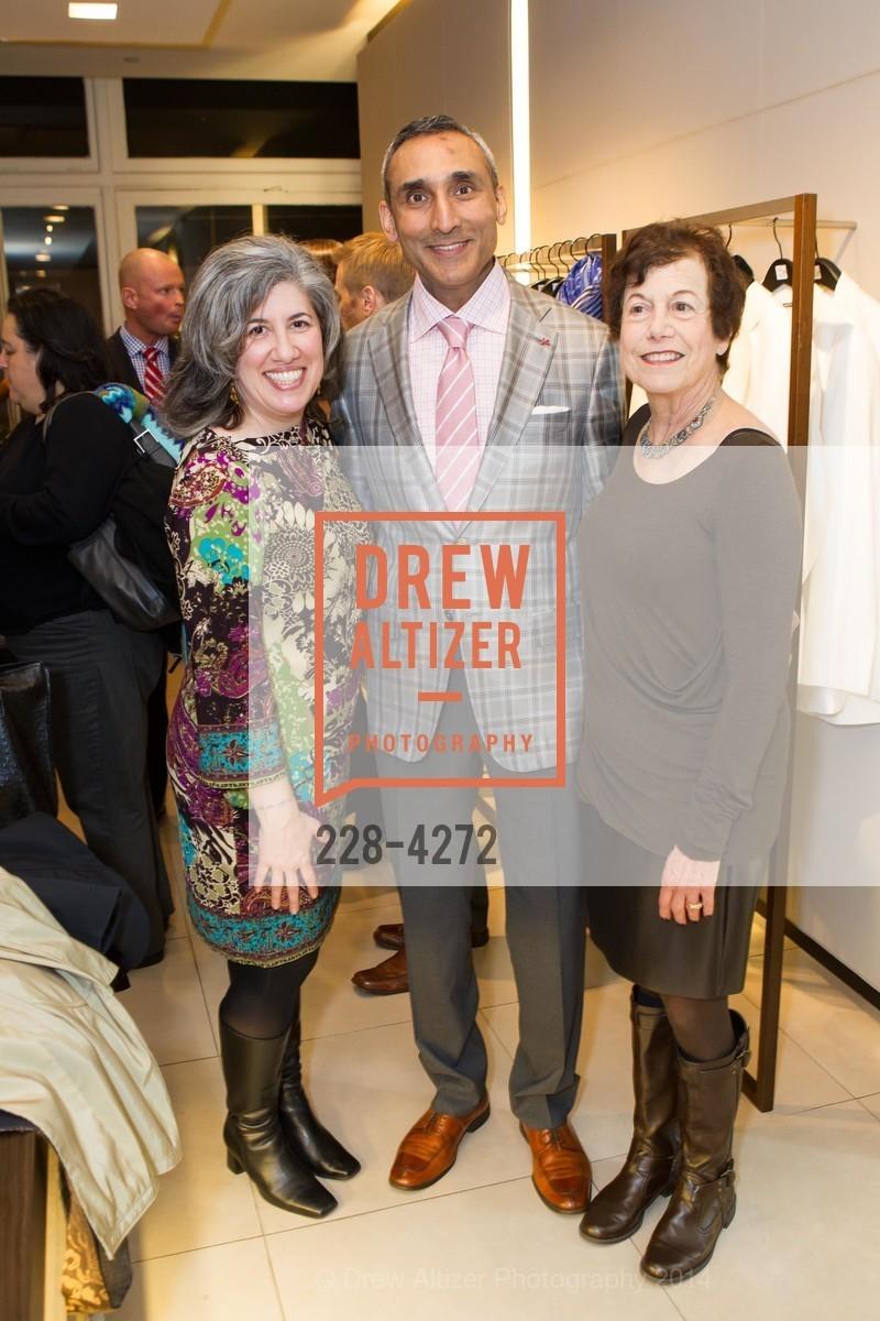 Diane Lanzino, Inder Dhillon, Susan Romer, Photo #228-4272