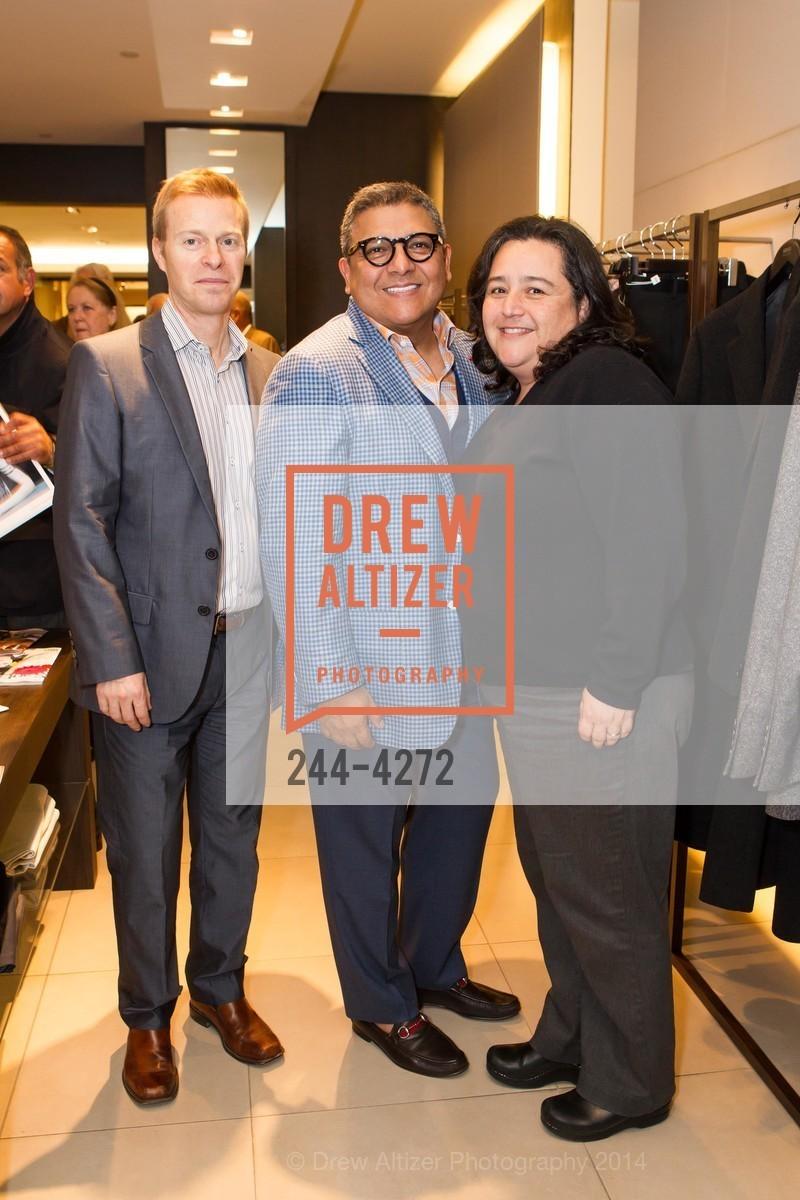 Paul Anudsen, Riccardo Benavides, Renee Espinoza, Photo #244-4272