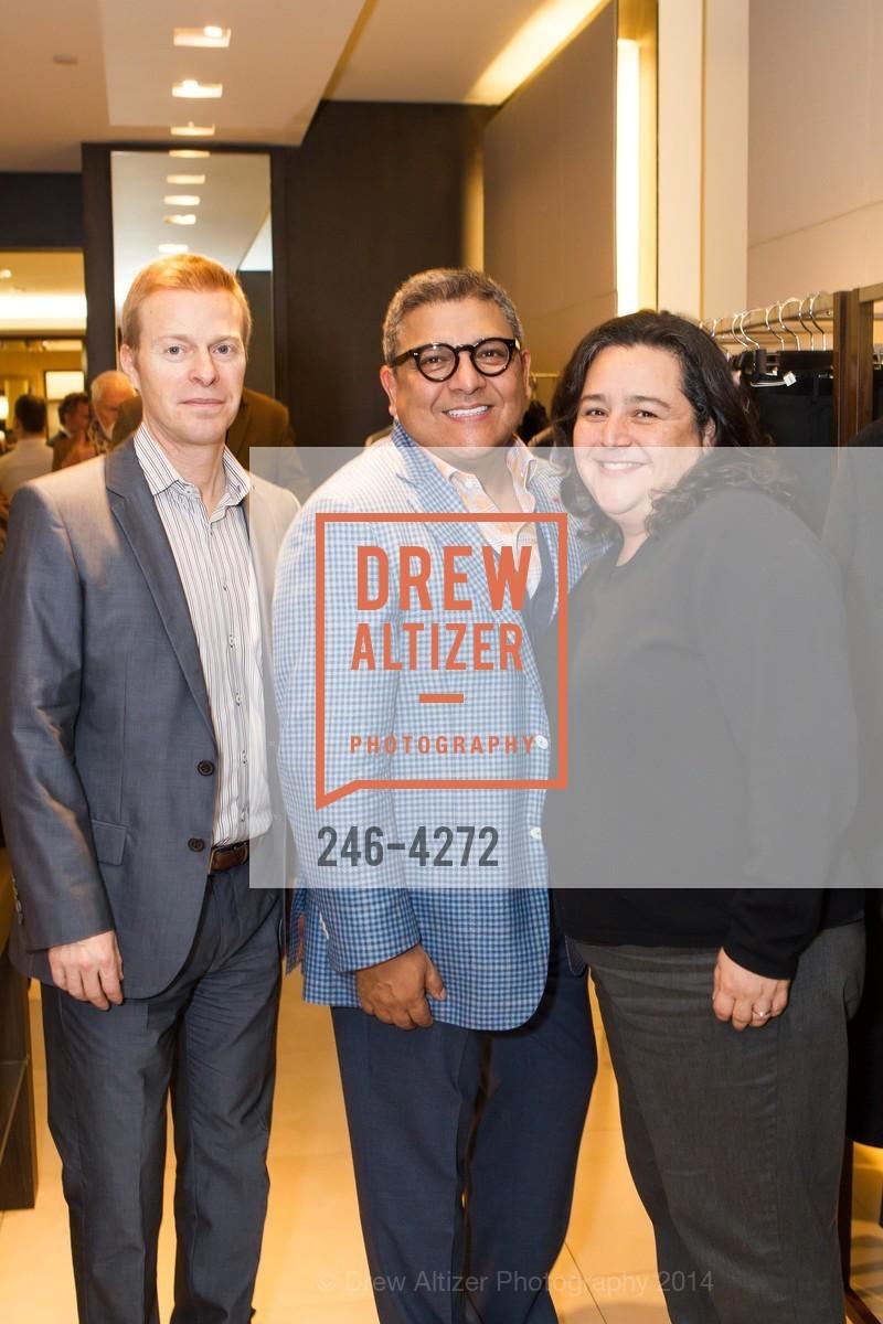 Paul Anudsen, Riccardo Benavides, Renee Espinoza, Photo #246-4272