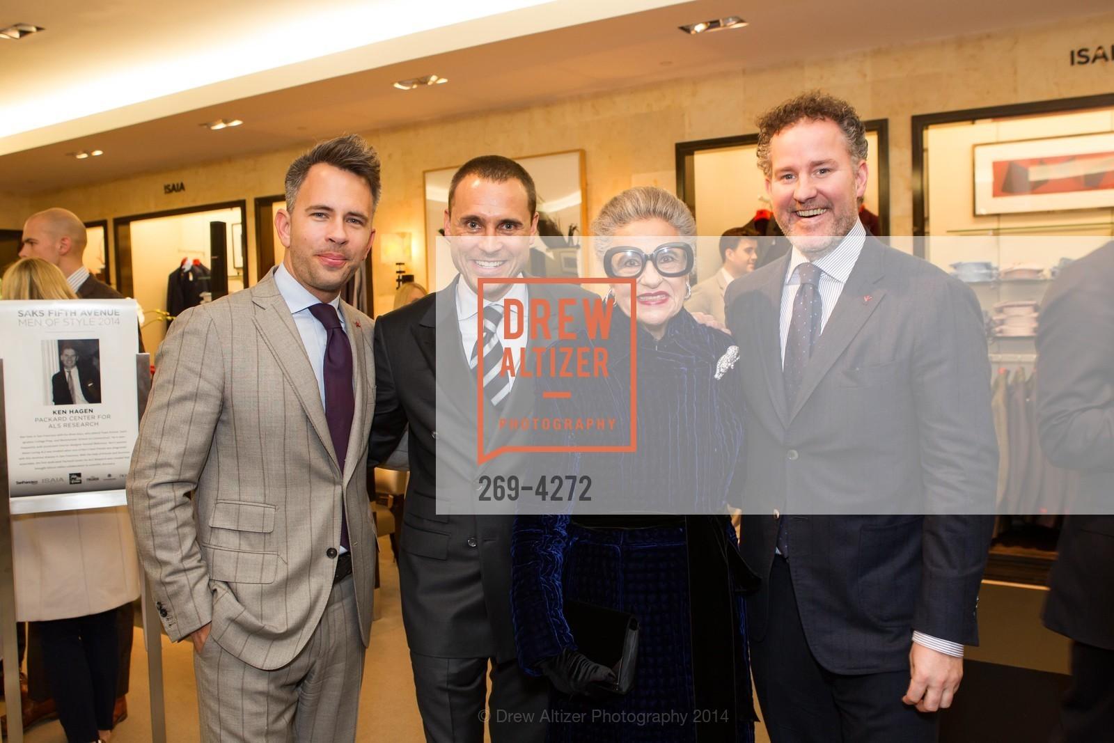 Bryan Vincent, Jeff Garelick, Joy Venturini Bianchi, Jim Shay, Photo #269-4272
