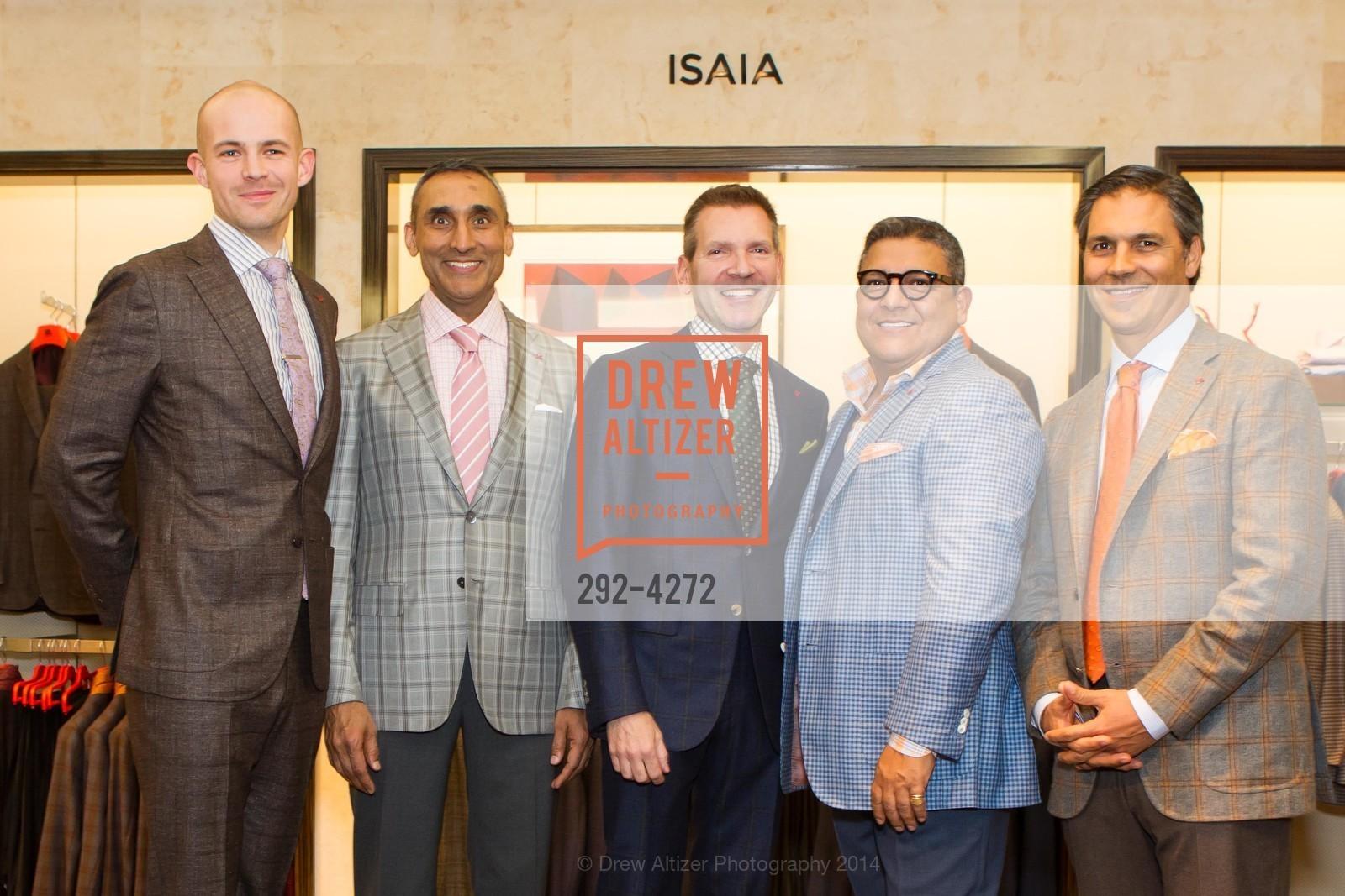 Noah Christman, Inder Dhillon, Eric Petsinger, Riccardo Benavides, Ken Hagen, Photo #292-4272