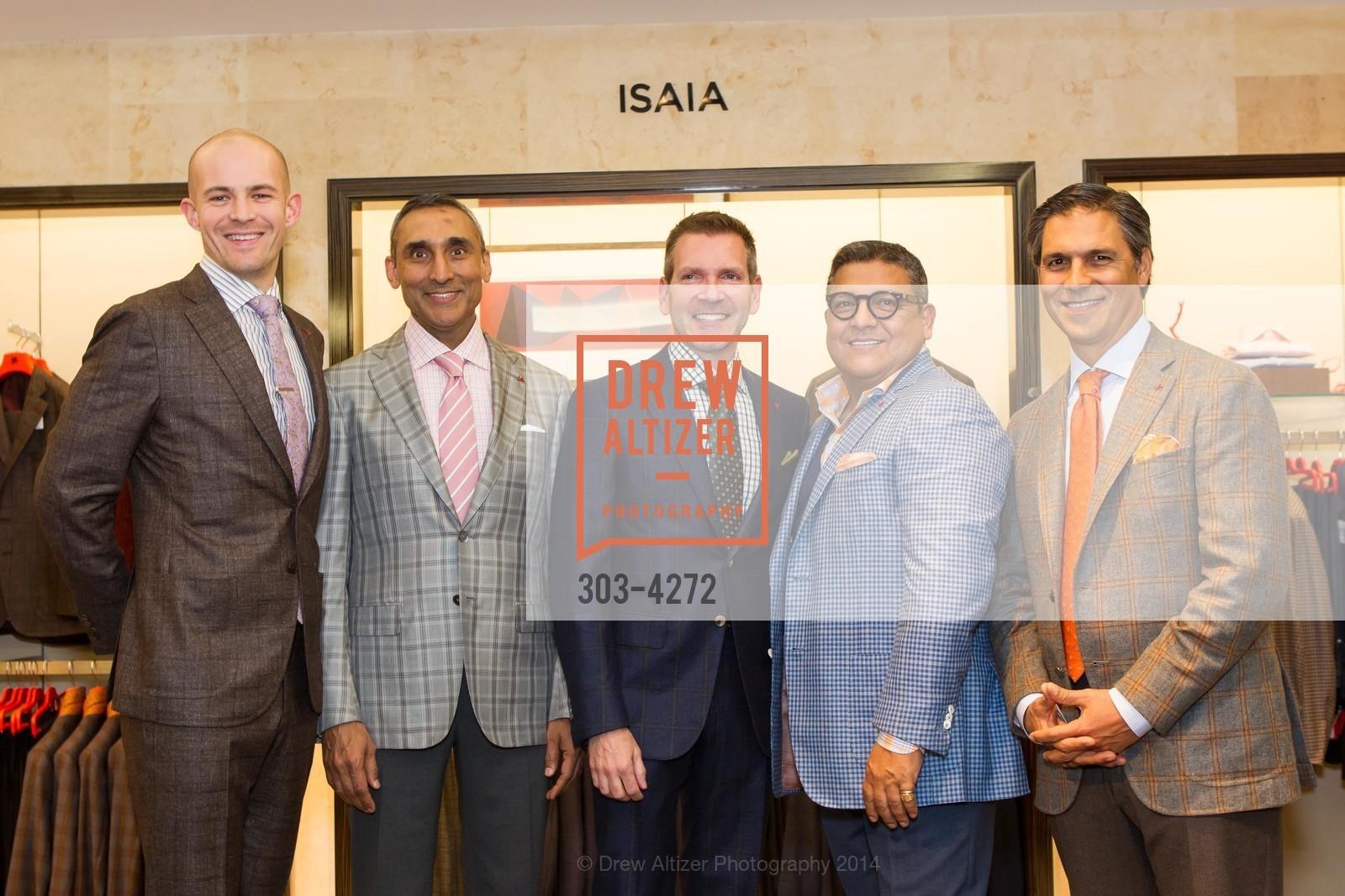 Noah Christman, Inder Dhillon, Eric Petsinger, Riccardo Benavides, Ken Hagen, Photo #303-4272