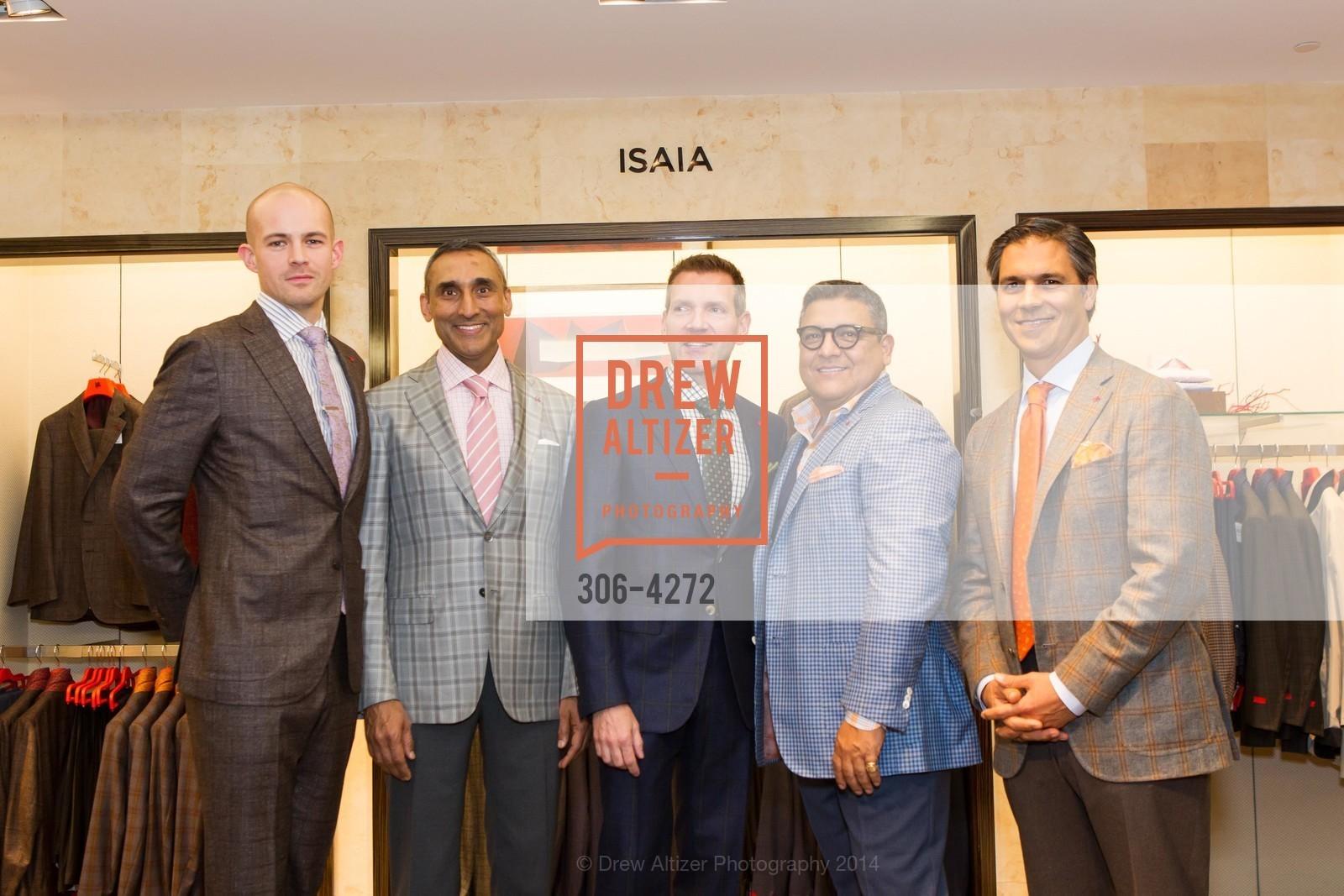 Noah Christman, Inder Dhillon, Eric Petsinger, Riccardo Benavides, Ken Hagen, Photo #306-4272