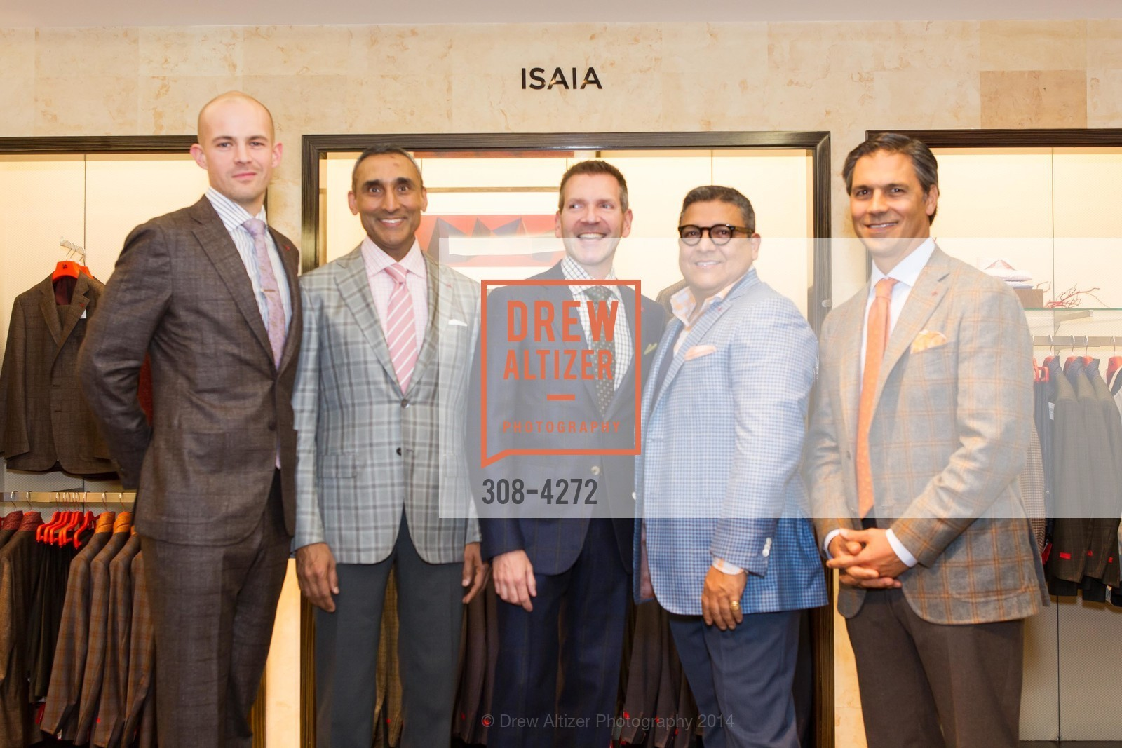 Noah Christman, Inder Dhillon, Eric Petsinger, Riccardo Benavides, Ken Hagen, Photo #308-4272