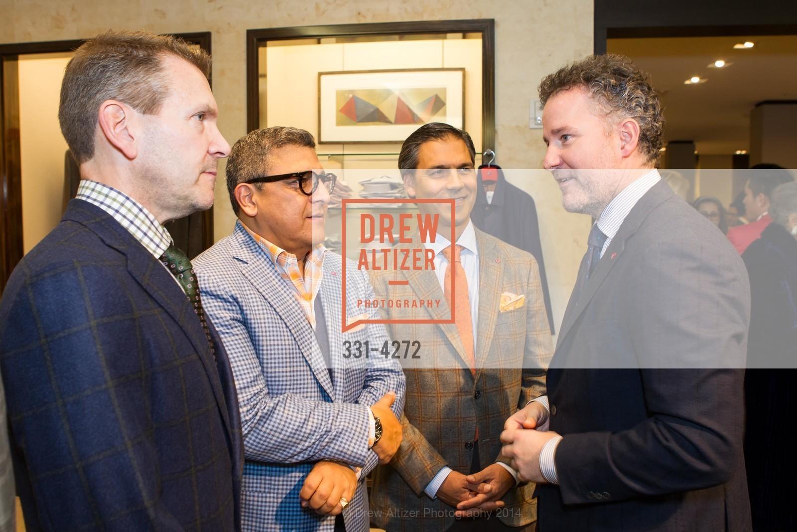 Eric Petsinger, Riccardo Benavides, Ken Hagen, Jim Shay, Photo #331-4272