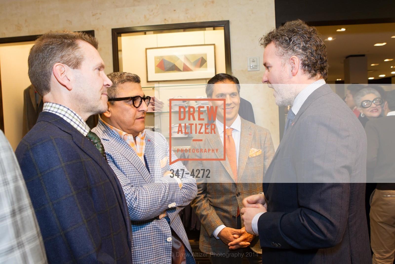 Eric Petsinger, Riccardo Benavides, Ken Hagen, Jim Shay, Photo #347-4272
