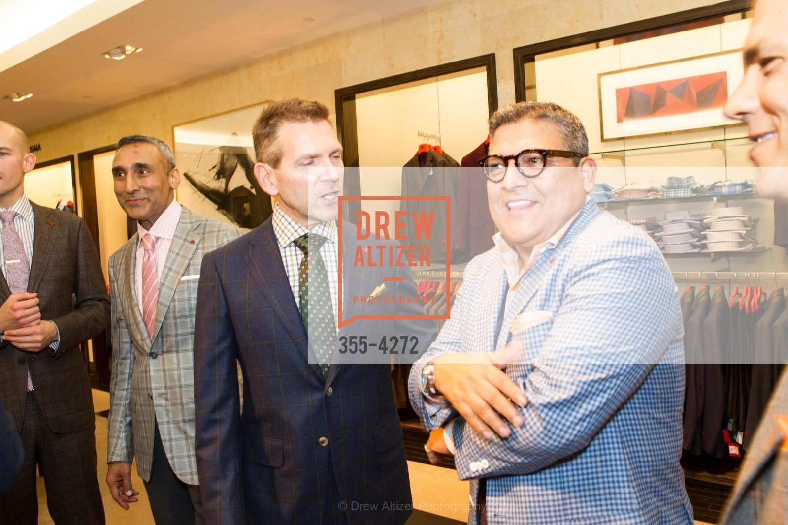 Inder Dhillon, Eric Petsinger, Riccardo Benavides, Photo #355-4272