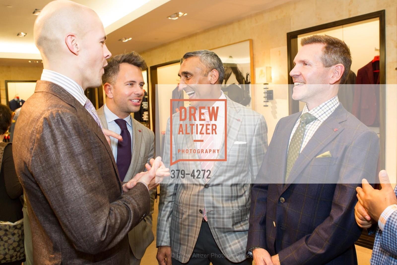 Noah Christman, Bryan Vincent, Inder Dhillon, Eric Petsinger, Photo #379-4272