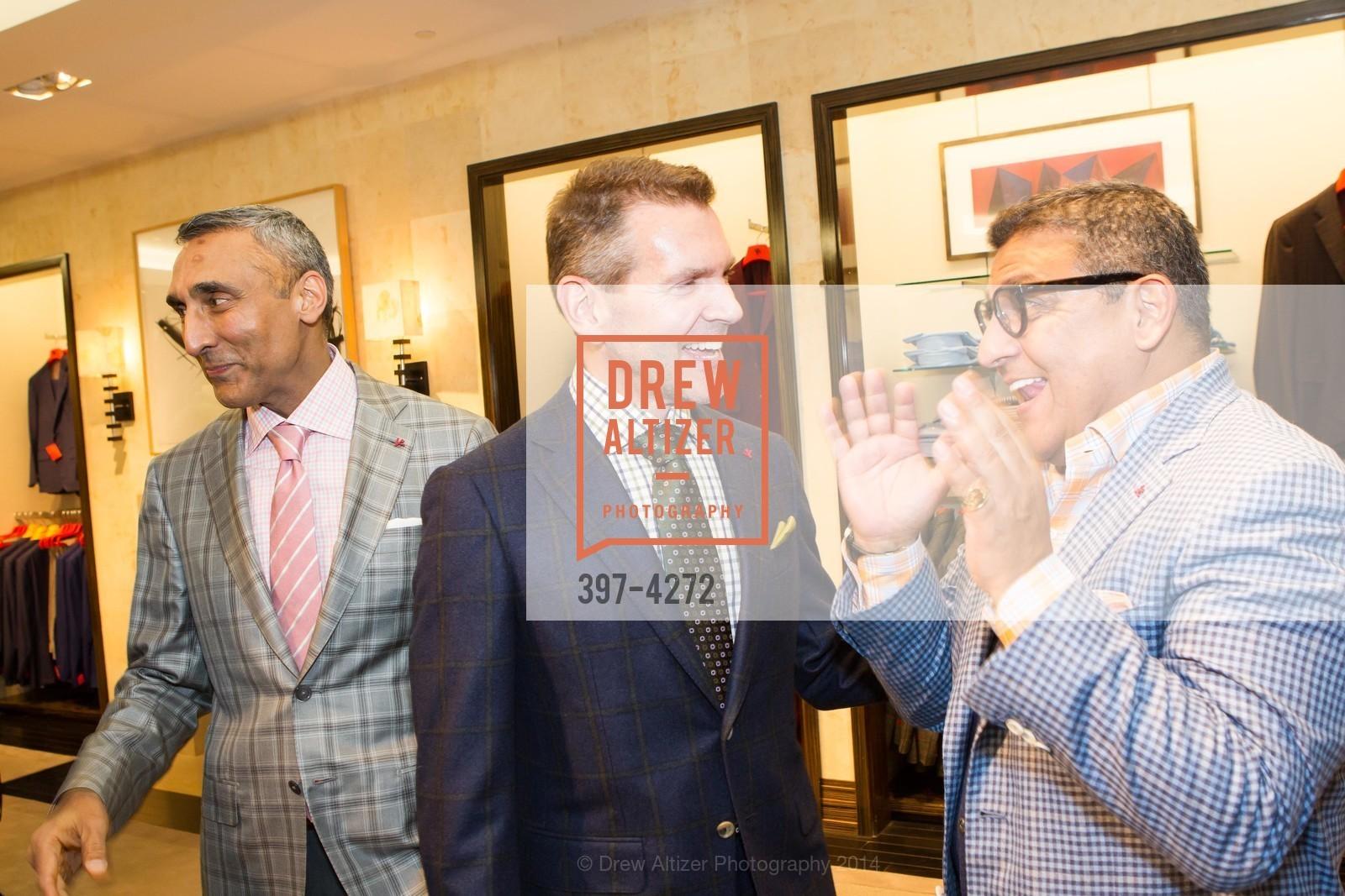Inder Dhillon, Eric Petsinger, Riccardo Benavides, Photo #397-4272