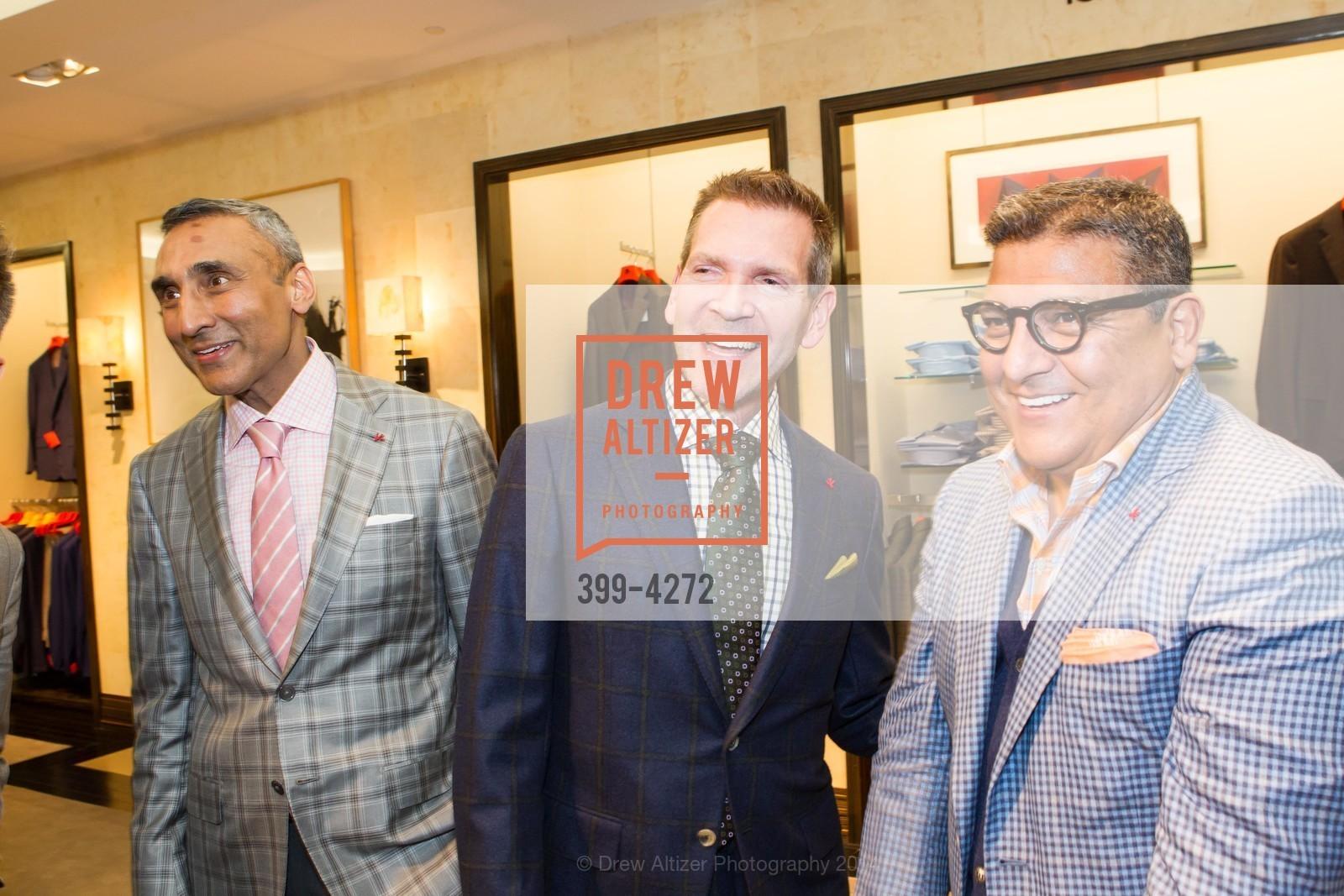 Inder Dhillon, Eric Petsinger, Riccardo Benavides, Photo #399-4272
