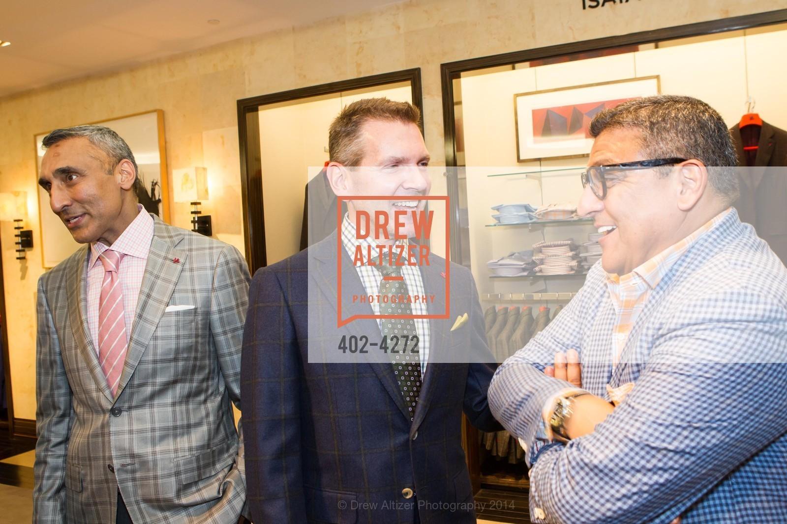 Inder Dhillon, Eric Petsinger, Riccardo Benavides, Photo #402-4272
