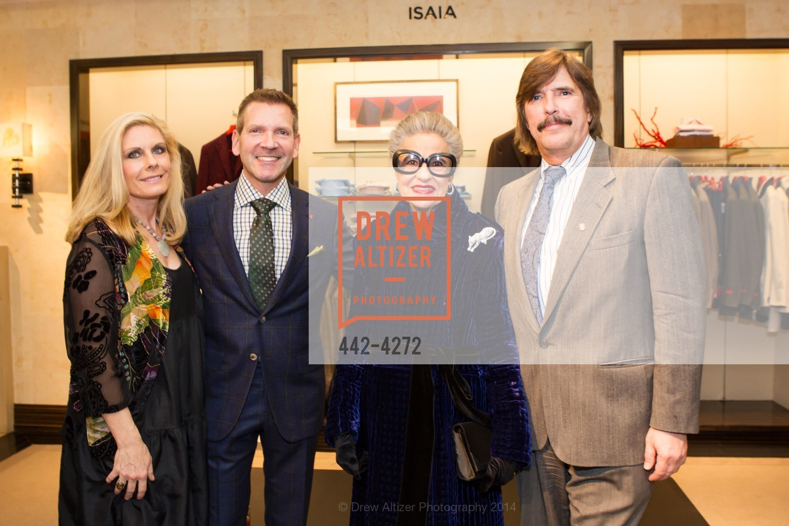 Jacqueline Jacoby, Eric Petsinger, Joy Venturini Bianchi, John Rosin, Photo #442-4272