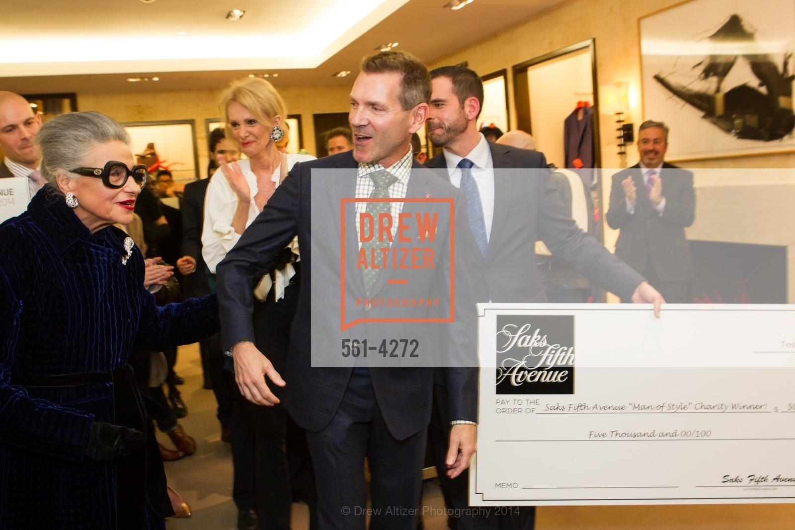Joy Venturini Bianchi, Eric Petsinger, Ryan Williams, Photo #561-4272