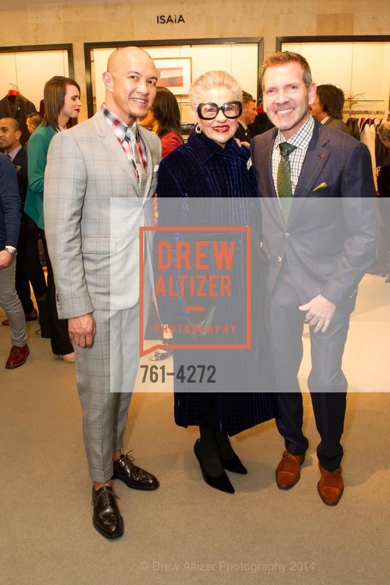 Troy Anicete, Joy Venturini Bianchi, Eric Petsinger, Photo #761-4272