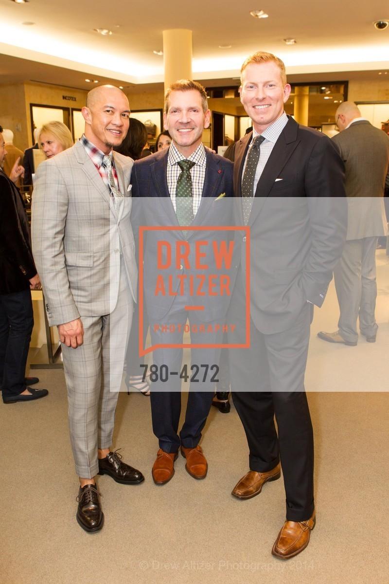 Troy Anicete, Eric Petsinger, Randy Moore, Photo #780-4272