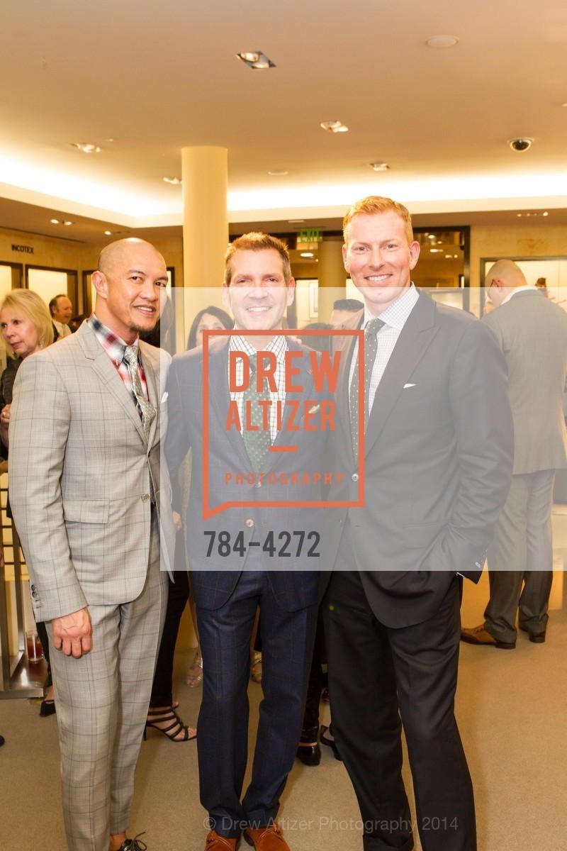 Troy Anicete, Eric Petsinger, Randy Moore, Photo #784-4272