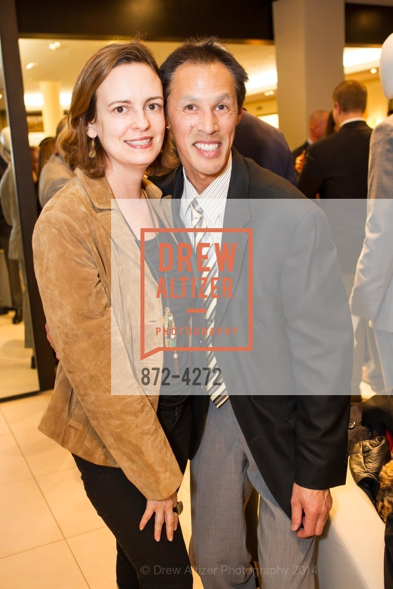 Tami Nordstrom, Ed Fung, Photo #872-4272