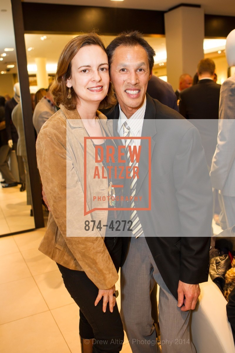Tami Nordstrom, Ed Fung, Photo #874-4272